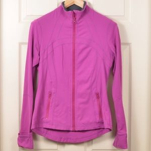 Lulu 10 Define Jacket Good Condition